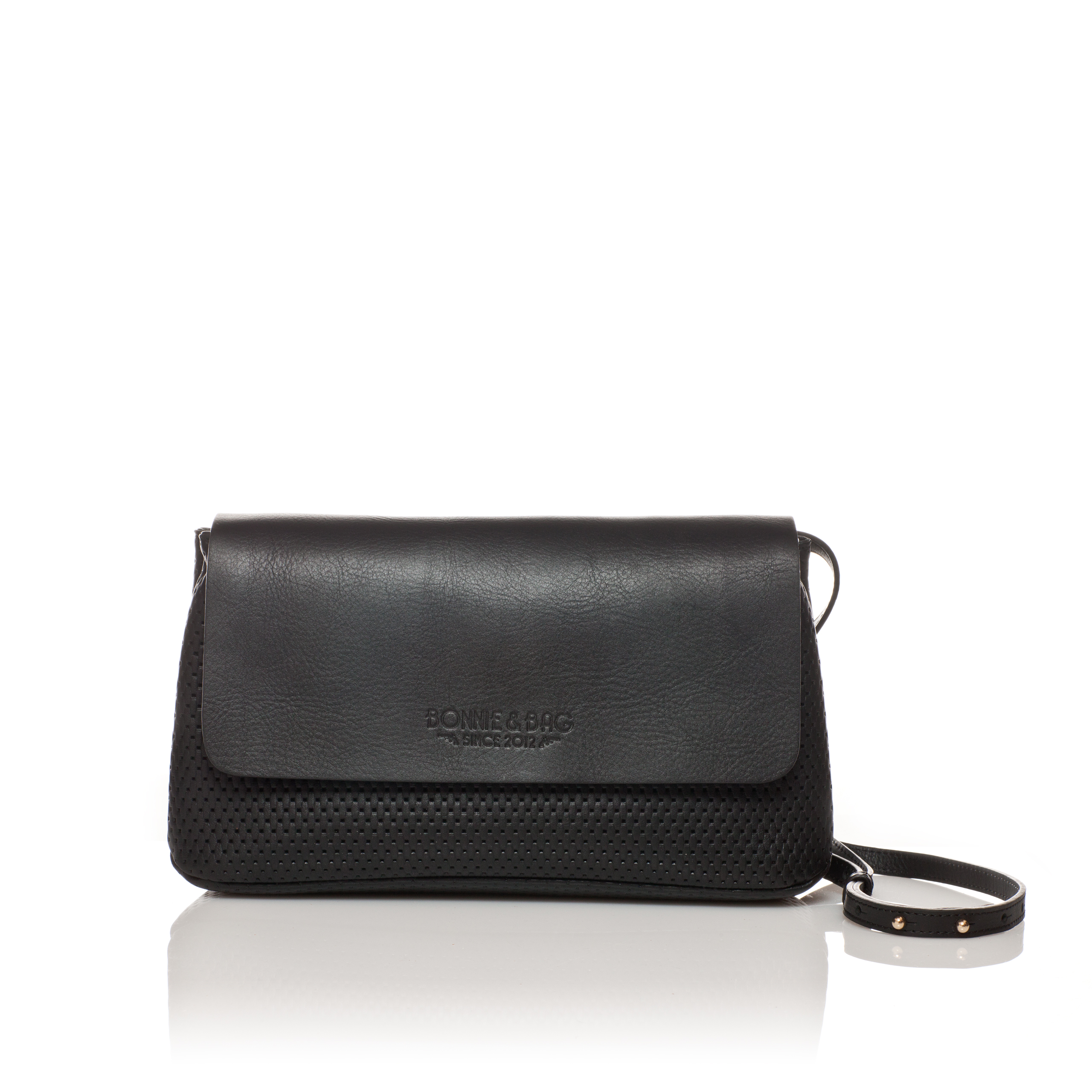 Sac Bandoulière Bonnie - Noir - Bonnie and bag d6771584f85