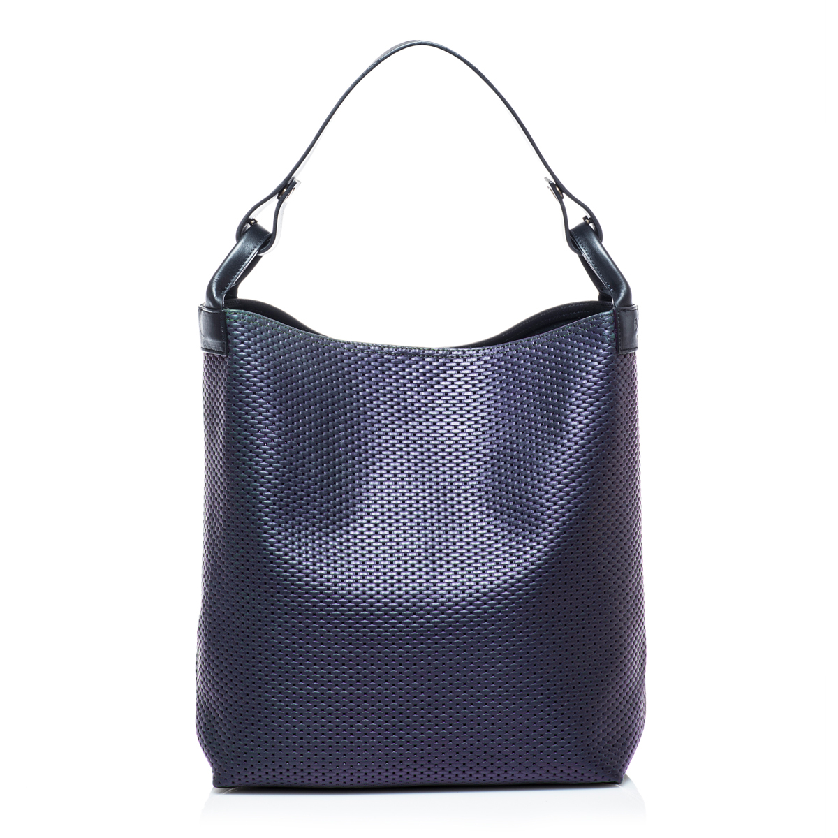Sac à main en cuir BONNIE & BAG cuir bleu TdraOLF